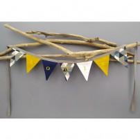 Guirlande fanions triangle...