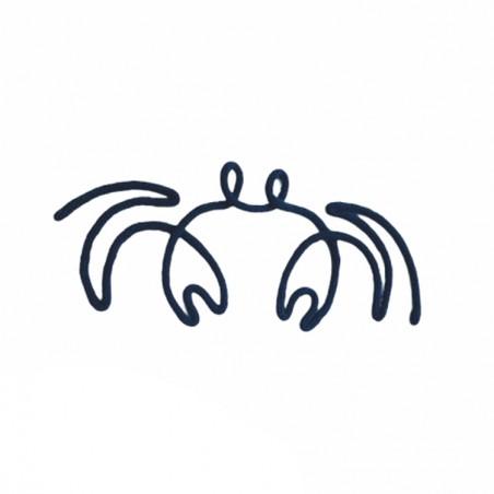 Tricotin - Crabe