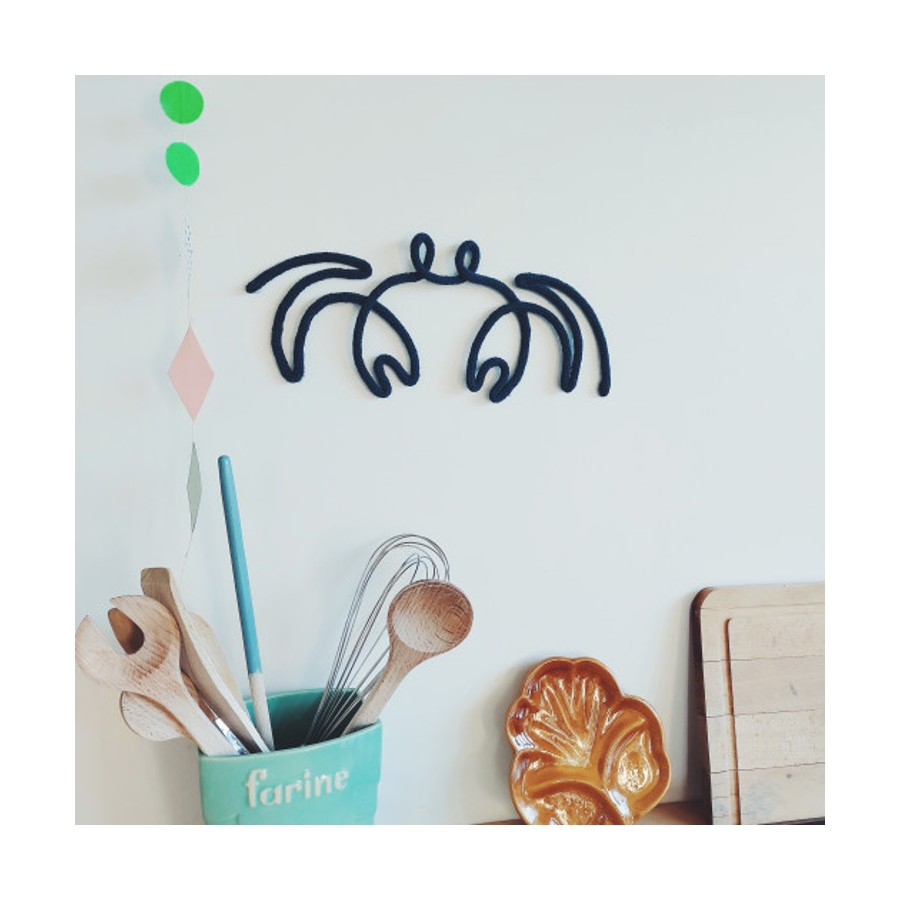 tricotin-crabe