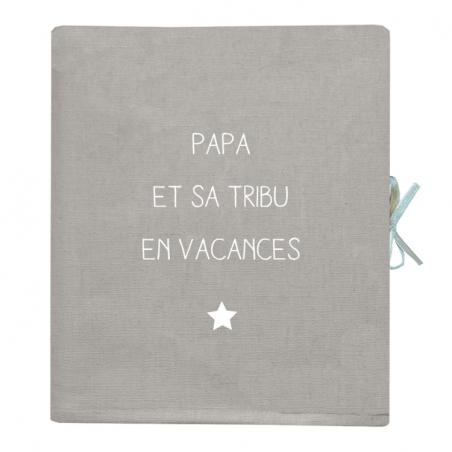 Album photo personnalisé - Fête des pères
