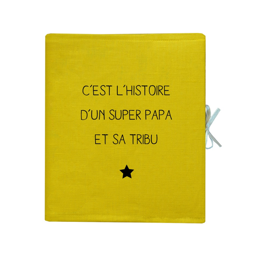 album-photo-personnalise-cadeau fete-des-pères