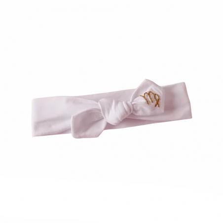 Bandeau astro blanc - Mode bébé
