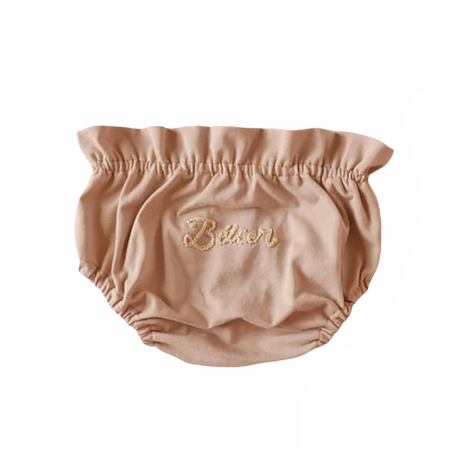 Bloomer Azély taupe - Personnalisation signe astrologique