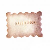 Biscuit personnalisé - Halloween
