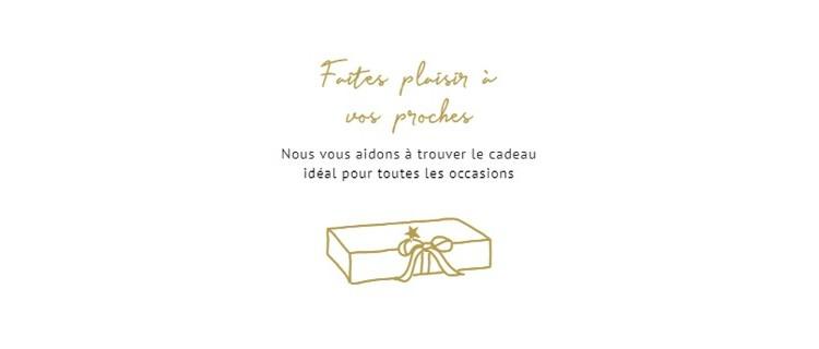 IDEES CADEAU - Trouver une Idée de Cadeau Originale et Personnalisable