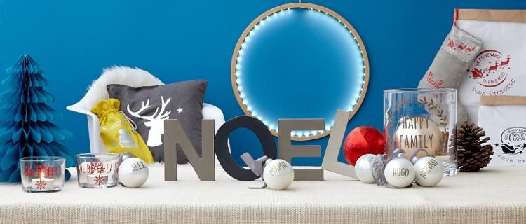Cadeau de Noël personnalisé - Idée cadeau pour toute la famille