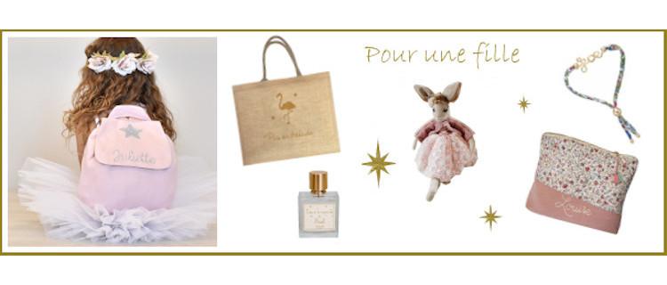 Cadeau Noël fille - Cadeau Personnalisé