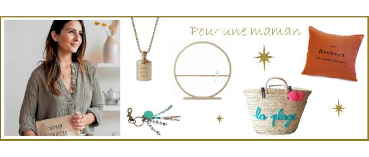 Cadeau Noël Maman - Cadeau Personnalisé