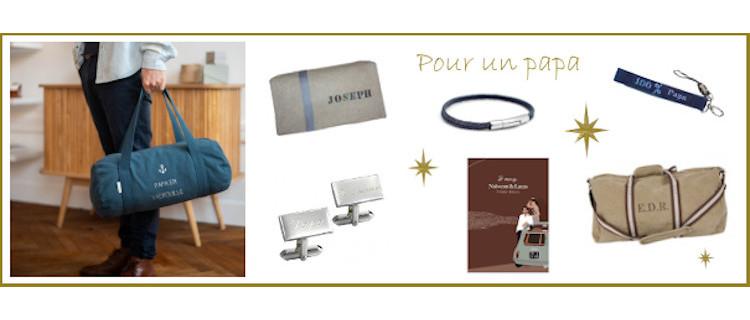 Cadeau Noël Papa - Cadeau Personnalisé