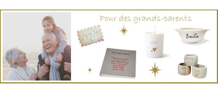 Cadeau Noël grand-mère - Cadeau Personnalisé