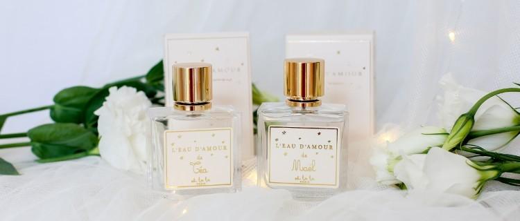 Parfum femme unique personnalisé